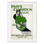 Parks Exhibition NYC 1937 WPA