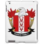 Parks Family Crest