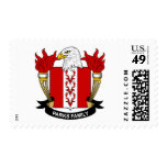 Parks Family Crest Stamps