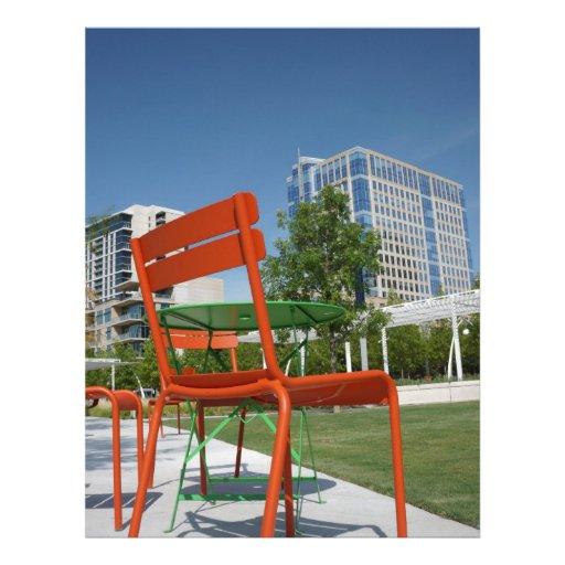 Parks Letterhead Design