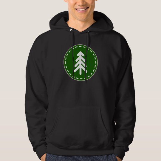 Parks Recreation Forestry Hoodie