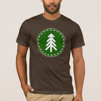 Parks Recreation Forestry T-Shirt