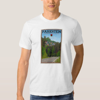 Parkstein - el camino a playeras