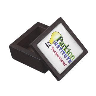 PARKTON INSTITUTE PREMIUM TRINKET BOXES
