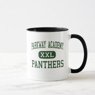 Parkway Academy - Panthers - Charter - Miramar Mug