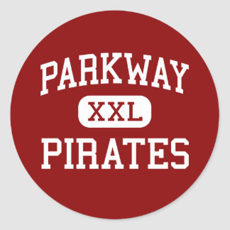 Parkway - Pirates - Middle - Kissimmee Florida Stickers