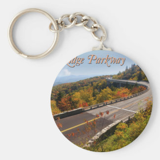 parkway post card keychain