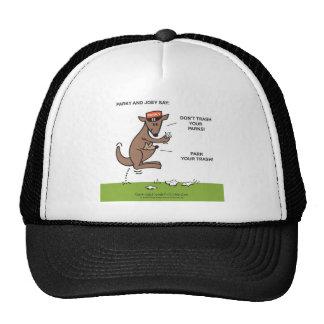 Parky & Joey Trucker Hat