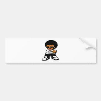 Parlae Ent Mascot Bumper Sticker