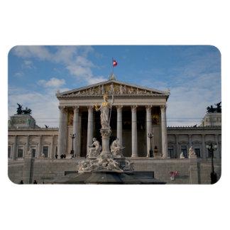 Parlament, Wien Österreich Magnet