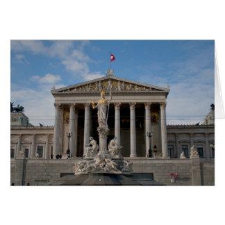 Parlament Wien Österreich