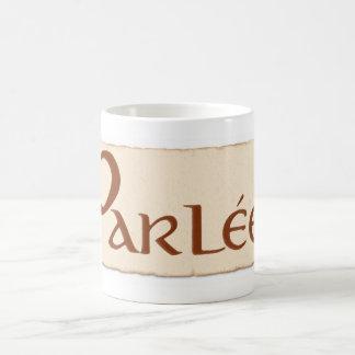 """""""Parlee"""" Mug"""