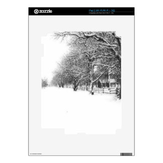 Parley Street In The Bleak Midwinter Decal For iPad 2