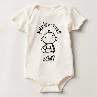 ¿Parlez-Vous Bébé? Body Para Bebé