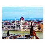 Parliament Budapest Photo Print