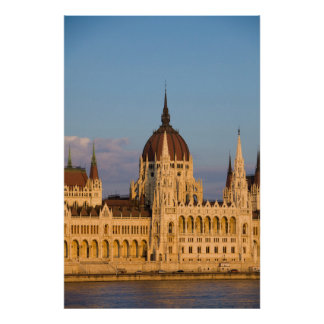 Parliament Building, Hungary Poster