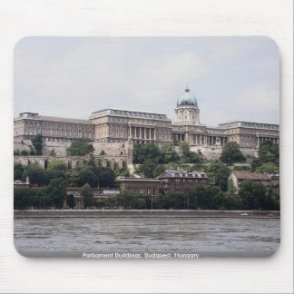 Parliament Buildings, Budapest, Hungary Mousepad