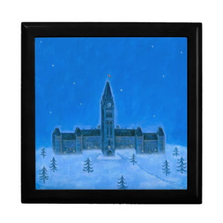 Parliament Buildings Ottawa Christmas Gift Boxes