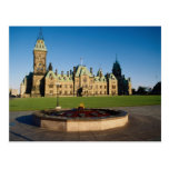 Parliament Buildings, Parliament Hill, Ottawa, Ont Postcard
