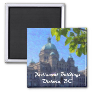 Parliament Buildings, Victoria, BC Magnet