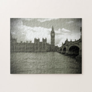 Parliament - Elizabeth Tower - Big Ben Puzzle
