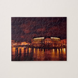 Parliament House in Stockholm, Sweden Jigsaw Puzzle