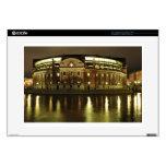 Parliament House (Riksdagshuset) in Stockholm Decals For Laptops