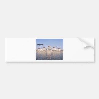 parliament-hungary--[kan.k] bumper sticker