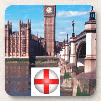 Parliament , London , England Beverage Coasters