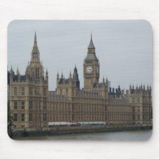 Parliament mousepad