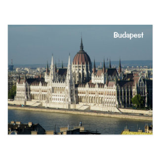 Parliament of Hungary Postcard