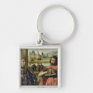 Parliament of Paris Altarpiece Keychains