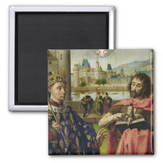 Parliament of Paris Altarpiece Magnet