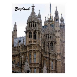 parliament postcard