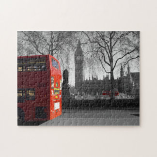 Parliament Square London Puzzle