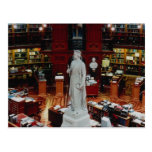 Parliamentary library, Ottawa, Ontario, Canada Postcard