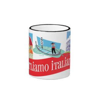 Parliamo Italiano Coffee Mug