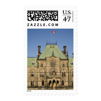 Parliment Building in Ottawa, Ontario, Canada 2 Postage