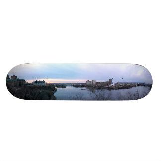Parliment hill skateboard