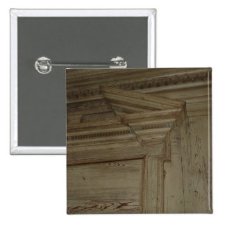 Parlor Paneling I Button