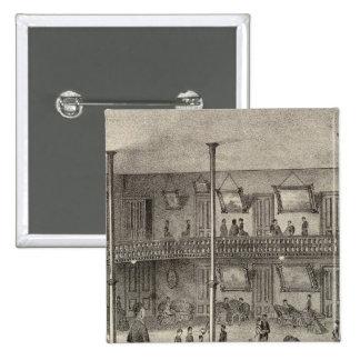 Parlors of the Arlington, Ocean Grove, NJ Pinback Button