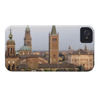 Parma city center; Battistero church on the iPhone 4 Case
