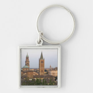 Parma city center; Battistero church on the Keychain
