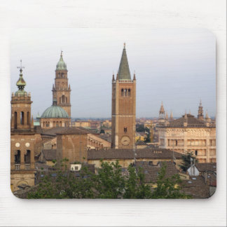 Parma city center; Battistero church on the Mouse Pad
