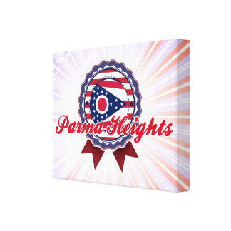 Parma Heights, OH Stretched Canvas Prints
