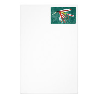 """Parmachene Belle"" Wet Fly Stationery"