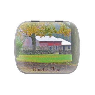 Parmelee Farm Candy Tin
