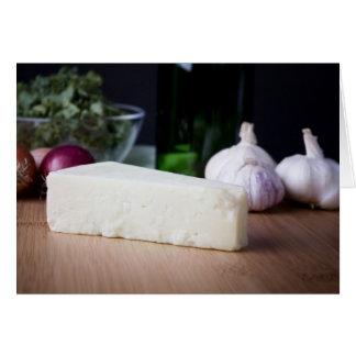 Parmesan Cheese Card