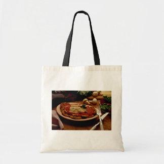 Parmesano de ternera delicioso bolsa tela barata