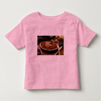 Parmesano de ternera delicioso playeras